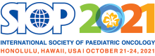 SIOP 2021 | Paediatric Oncology Congress