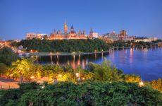 Ottawa City and River