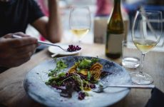 restaurant, gourmet, vegetarian food and drink,